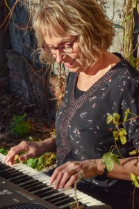 Muziektherapeut Angela